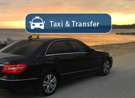 Taxi and Transfer in Halkidiki
