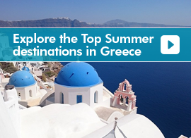 Explore the top summer destination in Greece