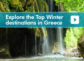 Explore the top winter destination in Greece