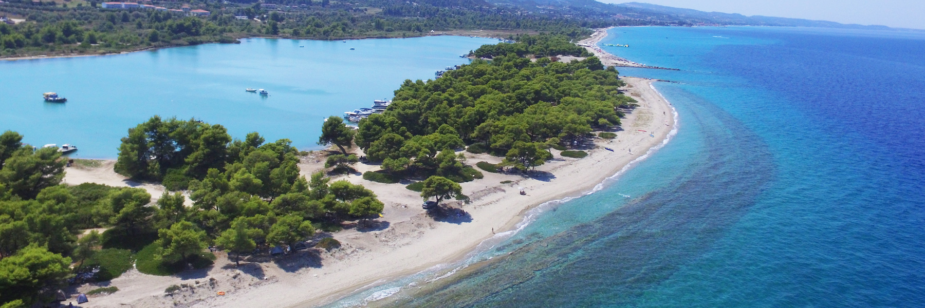 Amazing spots of Halkidiki