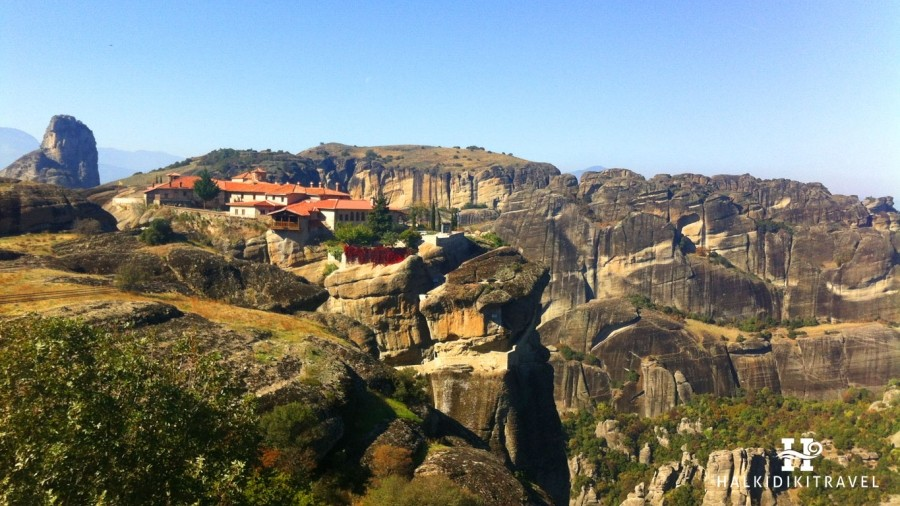 Excursion to Meteora