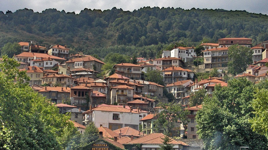 Trip to Metsovo