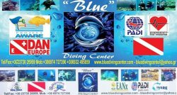 Blue Diving Center a Nea Potidea