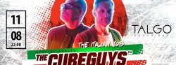 The CubeGuys at Talgo Beach Bar