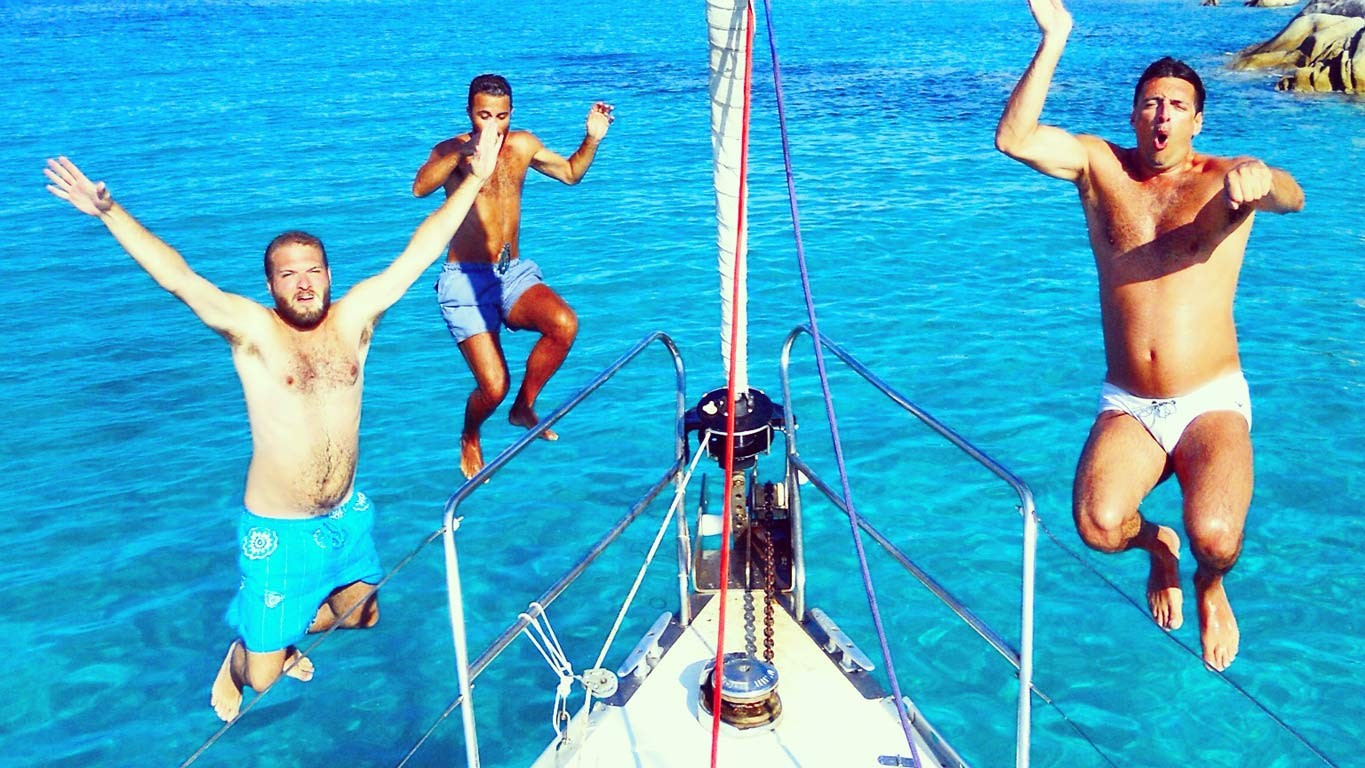 Day Sailing Halkidiki