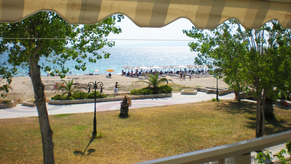 Apartment am Strand: Nea Potidea