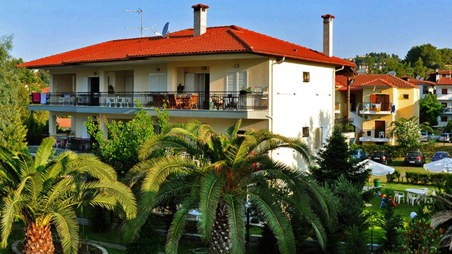 Galanis Apartments in Siviri