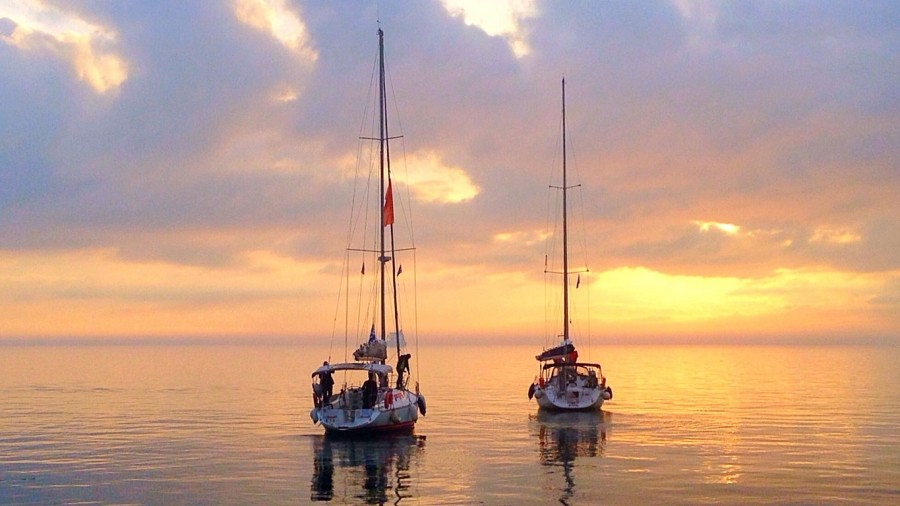 Sailing: Trip to Pelion